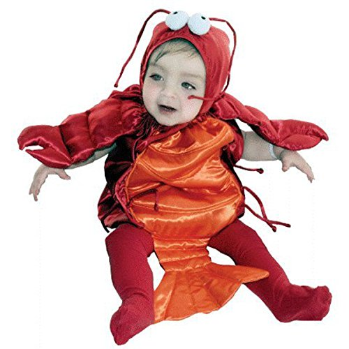 Unique Infant Toddler Halloween Costume : Lobster Baby Costume (6-18 months)