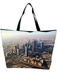 Snoogg City From Top Designer Waterproof Bag Made Of High Strength Nylon