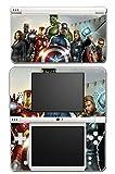 Avengers Nick Fury Hawkeye Black Widow Thor Hulk Iron Man Video Game Vinyl Decal Skin Sticker Cover for Nintendo DSi XL System