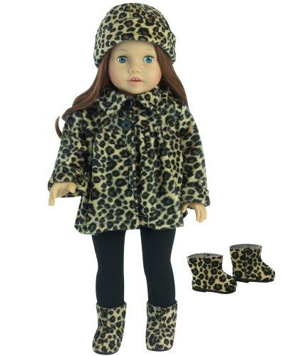 gotz  winter coatboots, doll