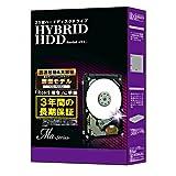 東芝 2.5インチHDD SSD搭載型ハイブリッドドライブ MQ01ABD100HBOX