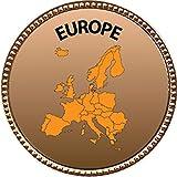 Keepsake Awards Europe Gold Award Pin