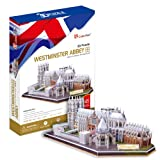 Westminster Abbey - 3D Puzzle
