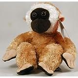 Aurora Plush Fancy Pals Stuffed Pet Animal Chatters Monkey Noise Kids
