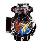 Anime Detective Conan Shinichi Kudou Laser Glass Watch New in Box