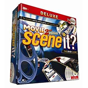 Click to buy Scene It? Movie edition from Amazon!