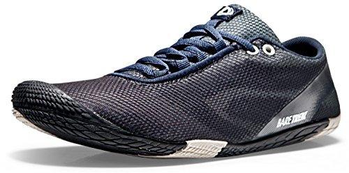 TF-BK30-KG_290 11D(M) Tesla Men's Trail Running Minimalist Barefoot Athletic Shoe BK30
