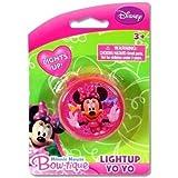 Disney Minnie Mouse Light Up Yo Yo - Minnie Lightup Yo-Yo