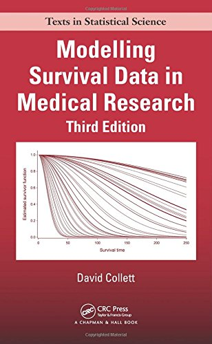 Modelling Survival Data in Medical Research, Third Edition (Chapman & Hall/CRC Texts in Statistical Science)