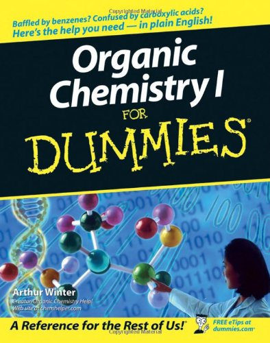 Book - Organic Chemistry For Dummies