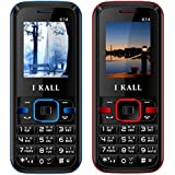 I KALL (K14Red+K14Blue) Set Of Two Mobile Combo