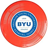 Red, One Size : XJBD Unisex BYU Idaho Logo Outdoor Game, Sport, Flying Discs, Game Room, Light Up Flying, Sport Disc , Flyer Frisbee, Ultra Star Yellow One Size