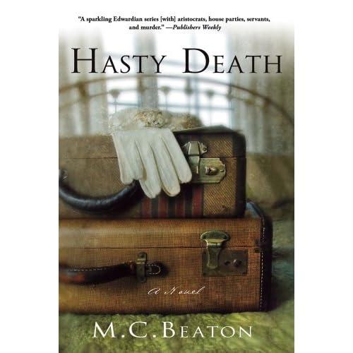 Hasty Death Beaton, M. C.