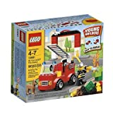 Game / Play LEGO Bricks & More My First Fire Station 10661. Vehicle Collectable Plastic Playset Truck Toy Toy...