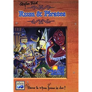 Click to buy Rum and Pirates Board Game from Amazon!