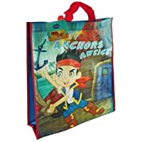 Jake & The Neverland Pirates Large Sized Non Woven Tote Bag