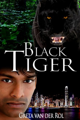 Book: Black Tiger by Greta van der Rol