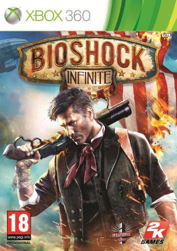 Bioshock Infinite Gaming CD (Xbox 360)