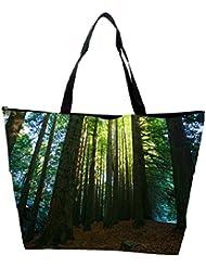 Snoogg Many Tress Designer Waterproof Bag Made Of High Strength Nylon