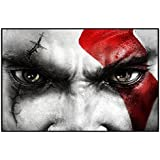 Styzzy God Of War Gaming Poster Paper Print -6