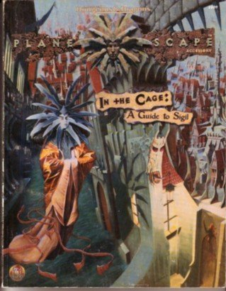 Downloading free audio books mp3 In the Cage: A Guide to Sigil (AD&D Planescape)   9780786901111 (English Edition) MOBI by Wolfgang Baur, Rick Swan
