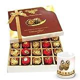 Chocholik Chocolates Express Your Feeling With Friendship Mug - Chocholik Belgium Chocolates