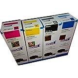 COMPATIBLE INK FOR L100 / L110 / L200 / L210 / L300 / L350 / L355 / L550 [ Set Of 4 Colors ]