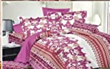 Trance Duvet Cover Queen Printed Ethnic Design with 2 pillow covers