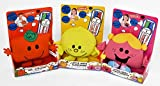 Mr Men / Little Miss . Scribble Me Soft Toy - Little Miss Sunshine (Medium), HD-3