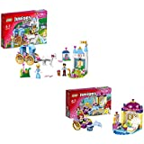 Lego Disney Princess Juniors: Cinderellas Carriage & Ariels Dolphin Carraige