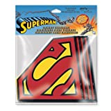 Superman Returns T-Shirt Emblems - 4 Count