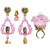 Disney Princess Sleeping Beauty Little Kingdom Mix & Match Jewelry Set (9 Piece)