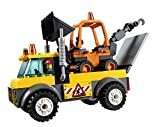 LEGO Juniors 10683 Road Work Truck Building Kit