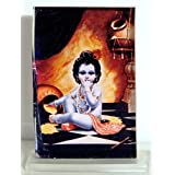 "Dolls Of India ""Bal Gopala - Acrylic Table Stand"" Reprint On Paper - Encased In Acrylic (7.62 X 5.71 Centimeters..."