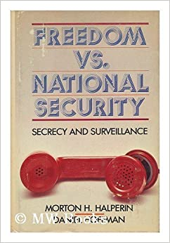 Security versus freedom: A misleading trade