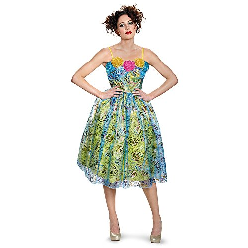 Halloween 2017 Disney Costumes Plus Size & Standard Women's Costume Characters - Women's Costume CharactersDisguise Women's Drisella Movie Adult Deluxe Costume, in sizes 4/6 to 18/20