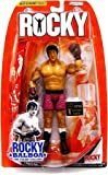 Jakks Pacific Best of Rocky Action Figure Rocky Balboa Rocky I Vs. Spider Rico