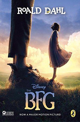 The BFG Movie Tie-In Paperback Book - - Disney Movie Tie-In #TheBFGEvent
