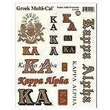 Kappa Alpha - Window Stickers