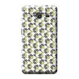 Garmor Pretty Pattern Plastic Back Cover For Samsung Galaxy Core II SM-G355H (Pretty-10)