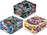 YuGiOh 5Ds 2010 Collection Tin 1st Wave Set of all 3 Tins BlackWinged Dragon, Majestic Red Dragon Dragon Knight DracoEquiste