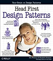 Cover page of Head First Design Patterns