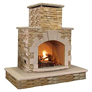 outdoor propane fireplace propane gas outdoor fireplace 11015