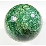 Urancia™ Best Quality Green Aventurine Sphere Ball Crystal Polished For Reiki & Vastu Chakra Fengshui 5.5cm Diawith...