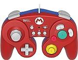 HORI Battle Pad for Wii U (Mario Version) with Turbo – Nintendo Wii U