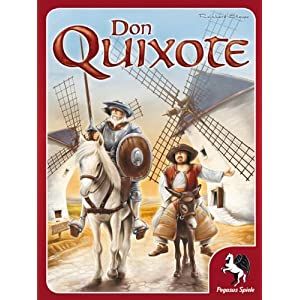 Click to buy Don Quixote Board Game from Amazon!