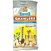 Gnawlers Pettide Bone Pouch 6 Pieces (pack Of 2)