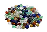Orchard Multicolor Decorative Glass Pebbles-1298