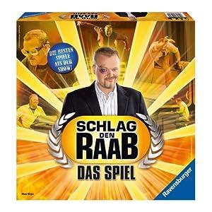 Update: Schlag den Raab! Das Spiel [Brettspiel] für 19,98 € inkl. VSK!
