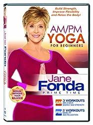 Jane Fonda Am/Pm Yoga for Beginners
